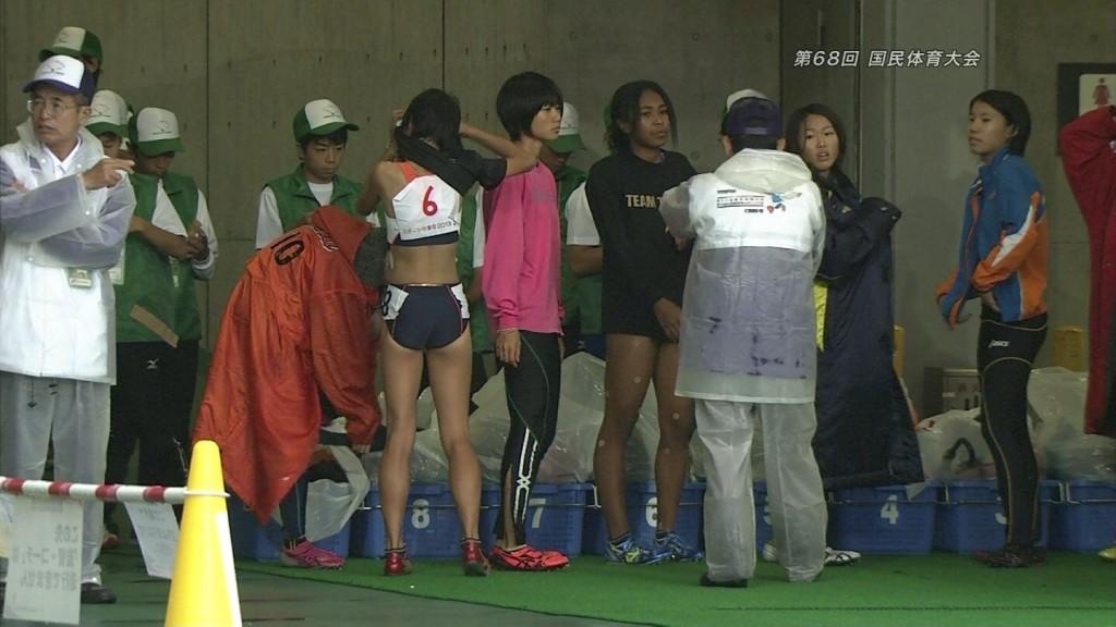 駅伝スポーツエロ少女