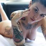 風俗嬢のタトゥー