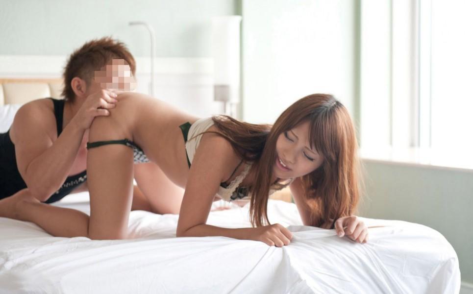クンニ アナル舐め エッチな女の子 画像01