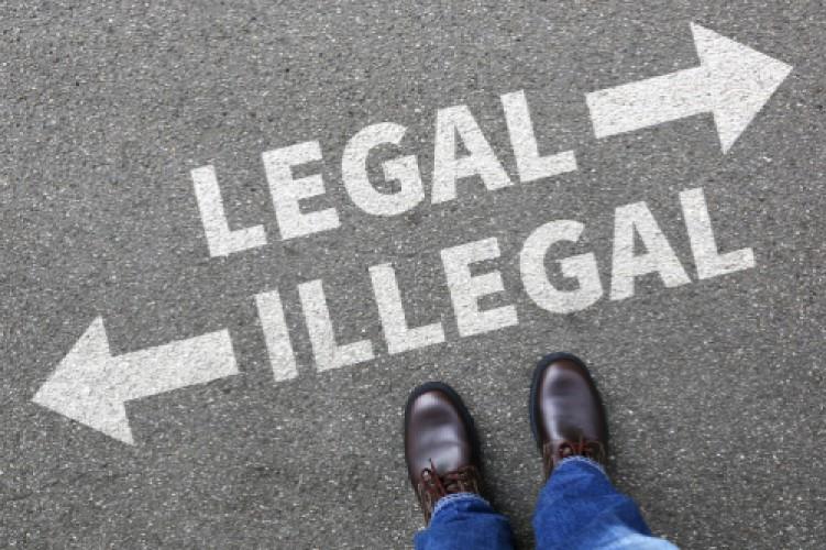 合法と違法